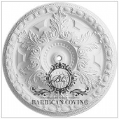The Lady Windermere Plaster Ceiling Rose 510mm